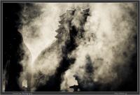 Lion Incense Snow